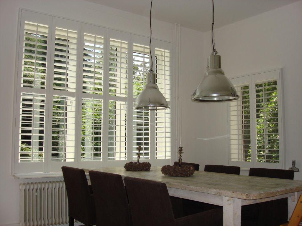 La galerie photo des shutters installés dans un salon